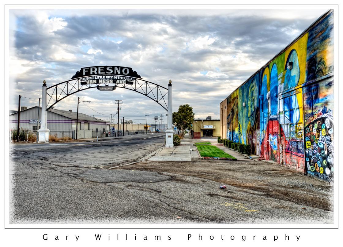 Fresno California Gary Williams Photography