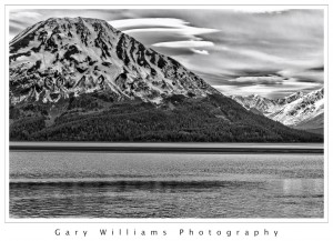 Photograph of Cook Inlet in Alaska