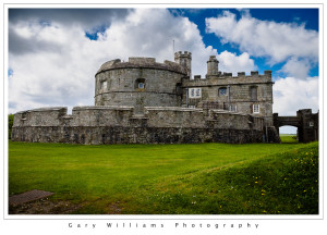Photograph of Pendennis Castle, Falmouth, Cornwall, England